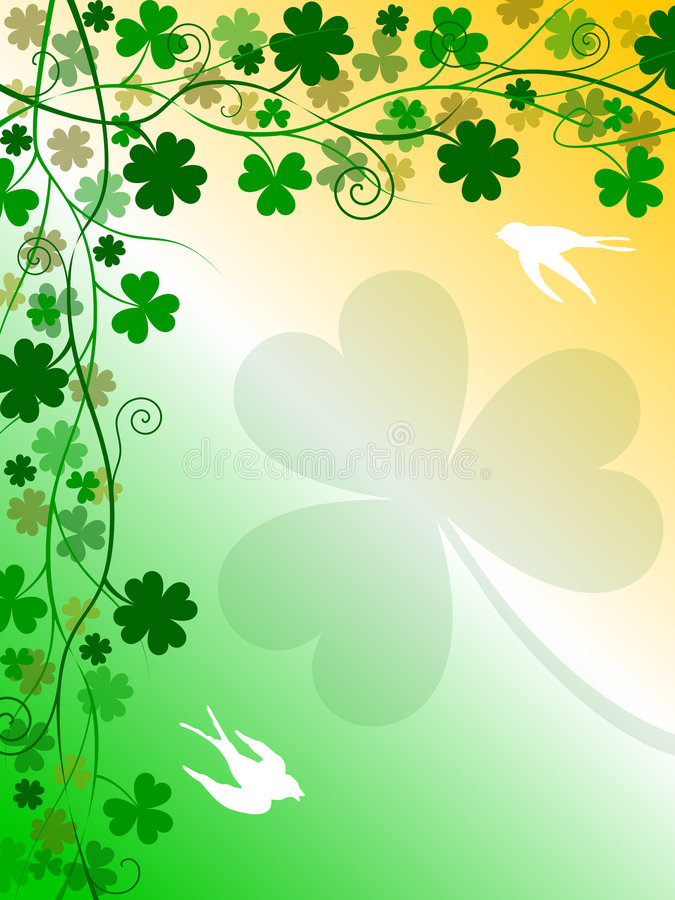 Free St. Patrick S Day Background Stock Photos - 4021373