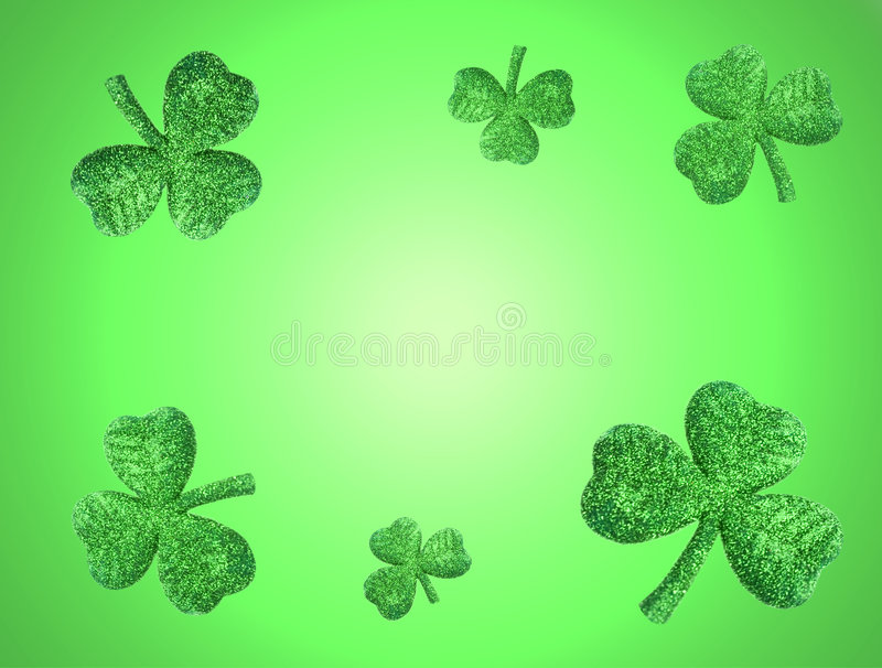 Download St. Patrick's Day Background Stock Illustration - Image: 510205