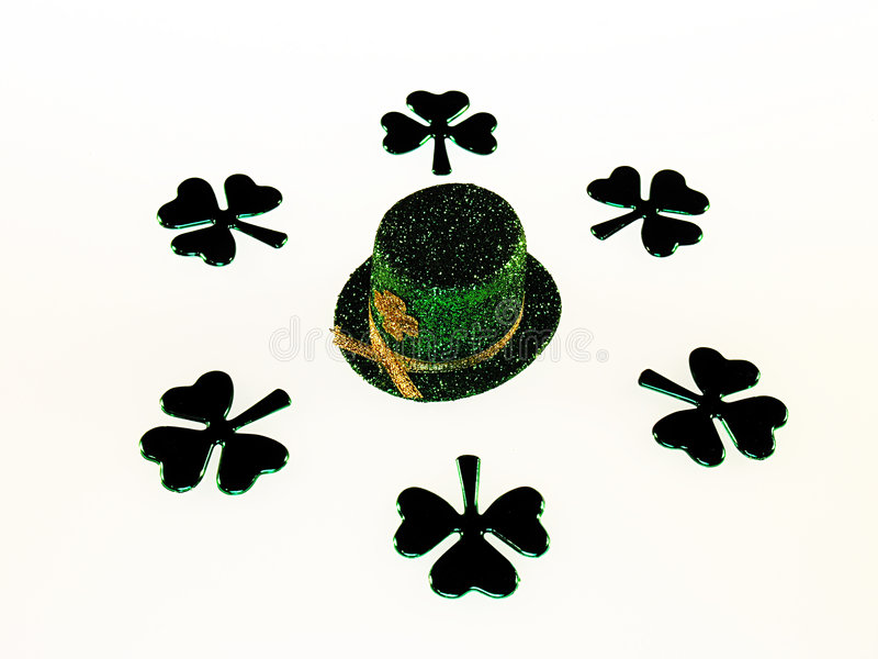 Download St Patrick's Day Circle stock image. Image of patrick, superstitious - 63897
