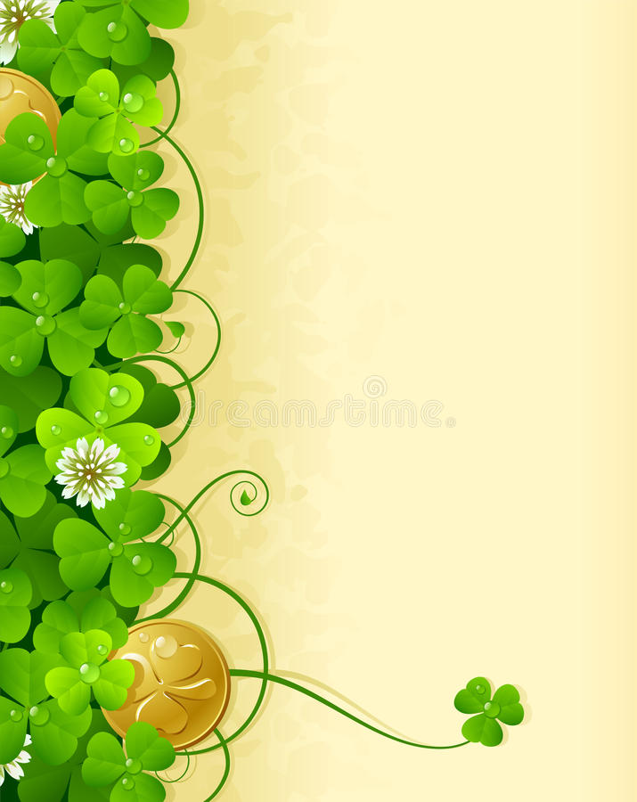 Free St. Patrick S Day Frame 3 Stock Images - 18545014