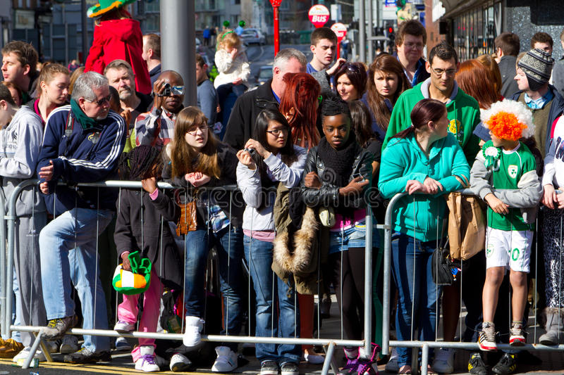 Download St. Patrick's Day In Limerick Editorial Stock Photo - Image: 23917583