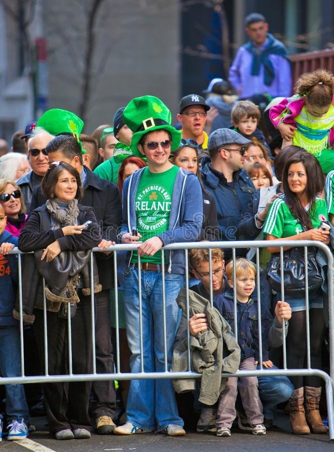 Download St. Patrick's Day Parade editorial stock image. Image of patrick - 24133019