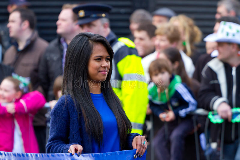 Download St. Patrick's Day Parade In Limerick Editorial Photo - Image: 23918516