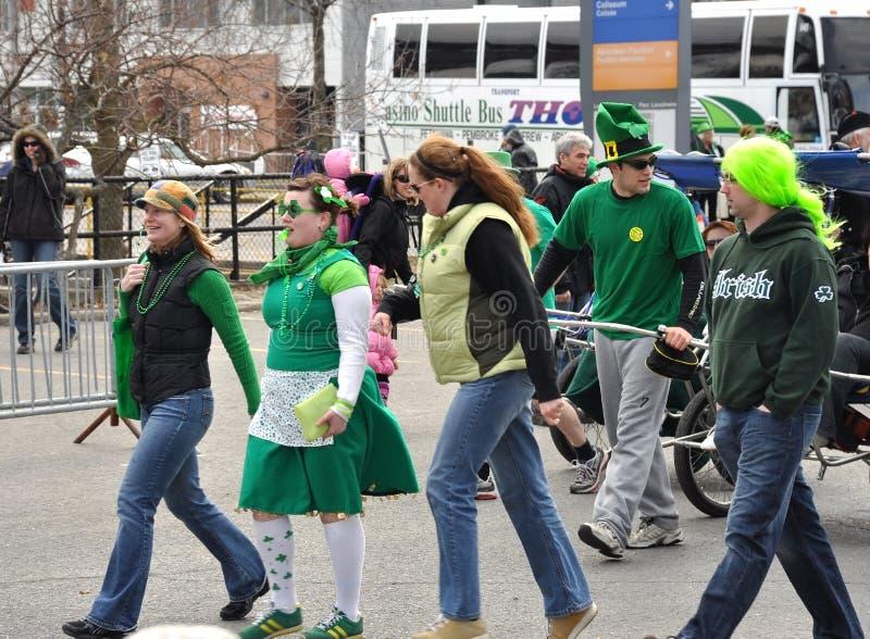 Download St. Patrick's Day Parade Ottawa Editorial Image - Image: 13411215