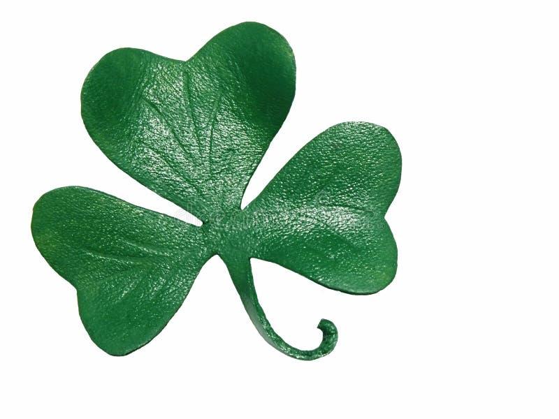 St. Patrick's Day Shamrock stock images