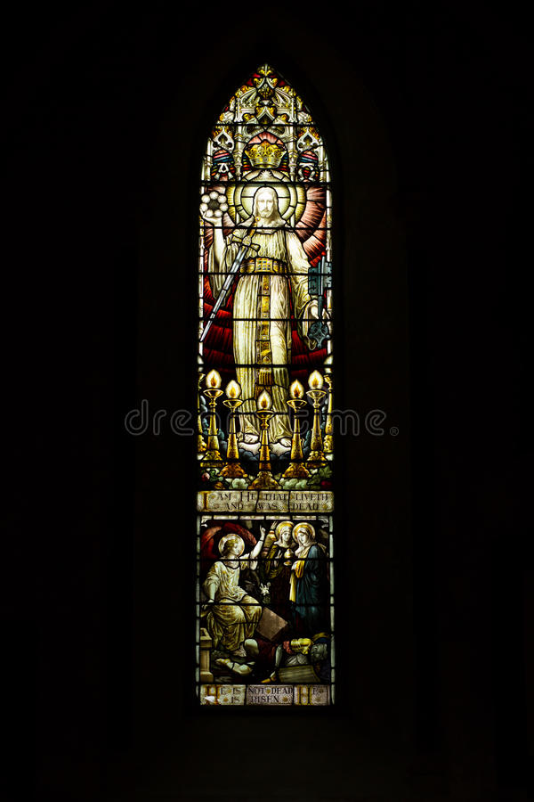 St Patrick ` s katedra 6 zdjęcia royalty free