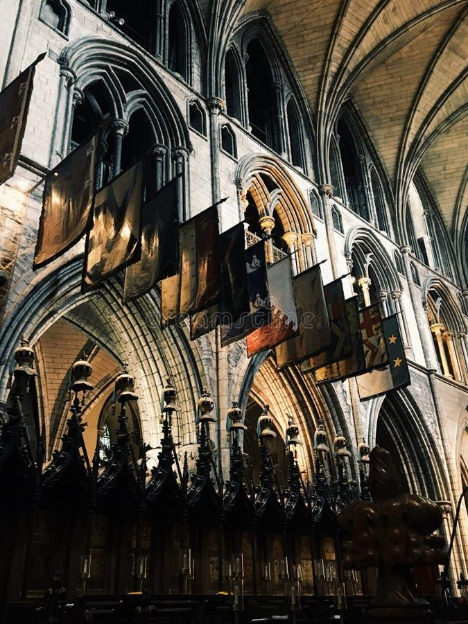 St Patrick& x27; s Kathedraal royalty-vrije stock afbeelding