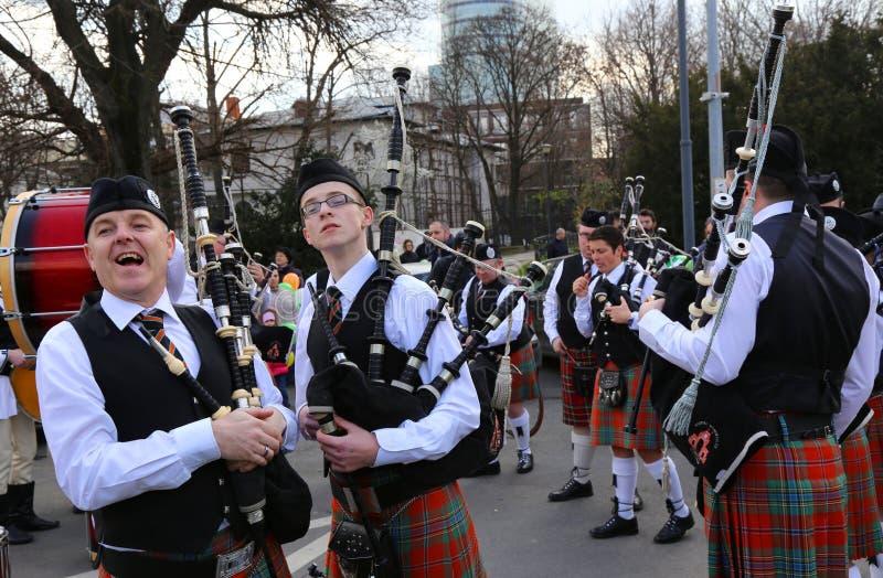 St Patrick s parade - het Iers