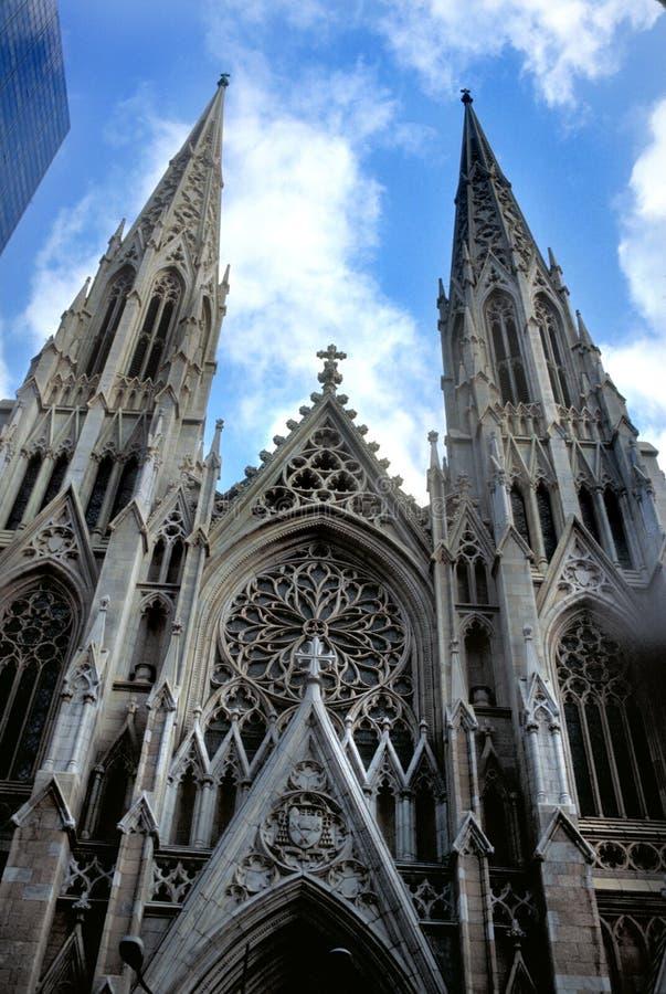 st patricks собора стоковые изображения rf