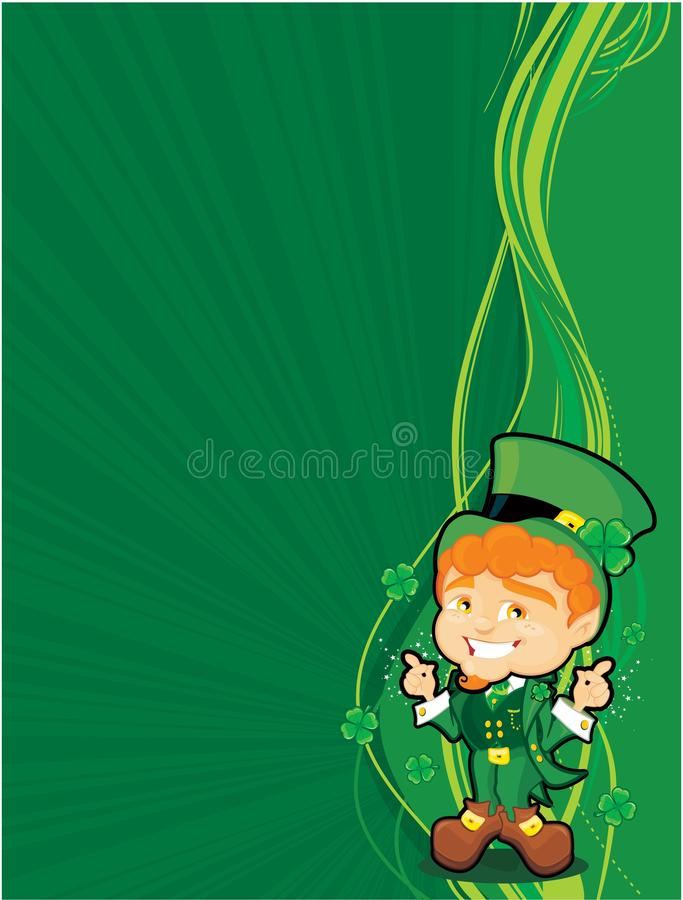 Download St. Patricks Corner Royalty Free Stock Images - Image: 10909649