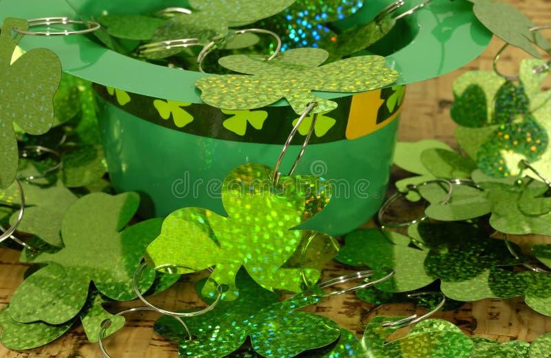 St. Patricks Dag royalty-vrije stock foto's