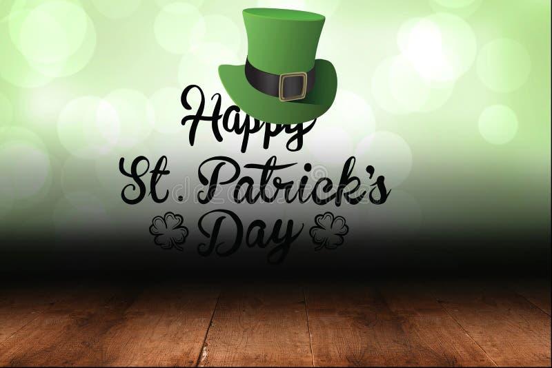 St Patricks Daggroet stock foto's