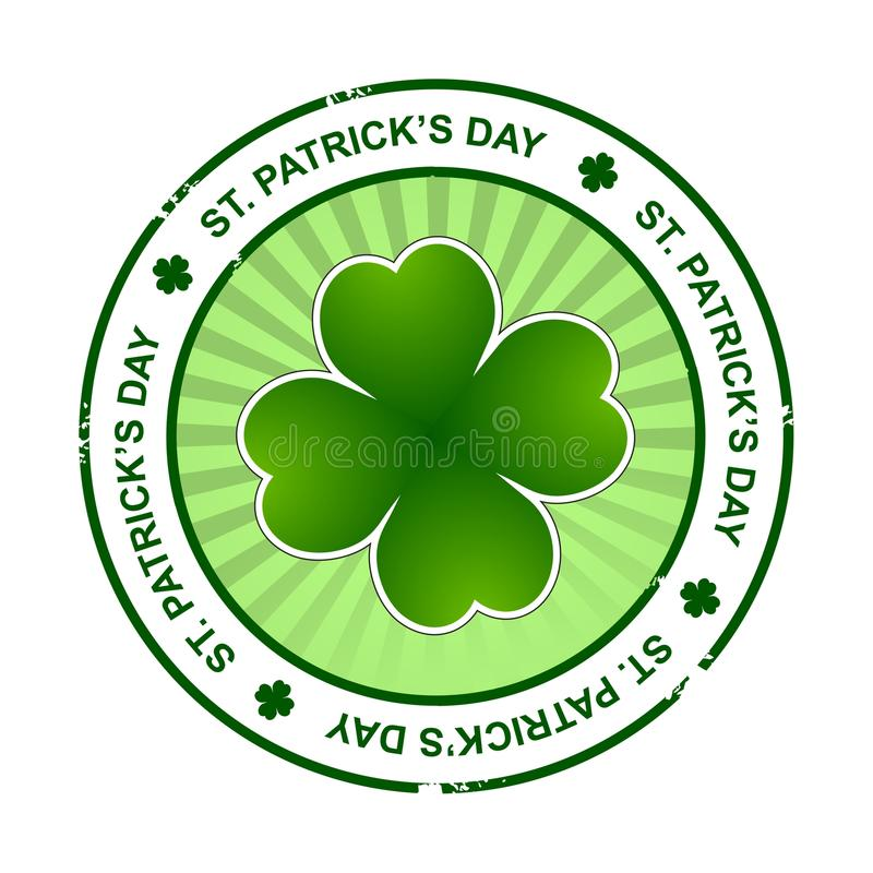 Download St. Patricks Day stock vector. Image of decoration, decorate - 29212542