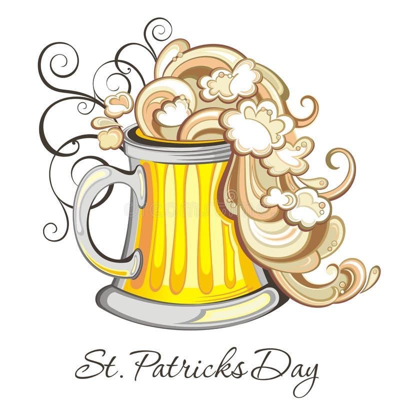 Download St.Patricks Day stock vector. Illustration of icon, patricks - 38095642