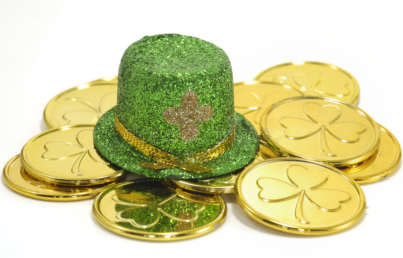 St. Patricks Day royalty free stock images