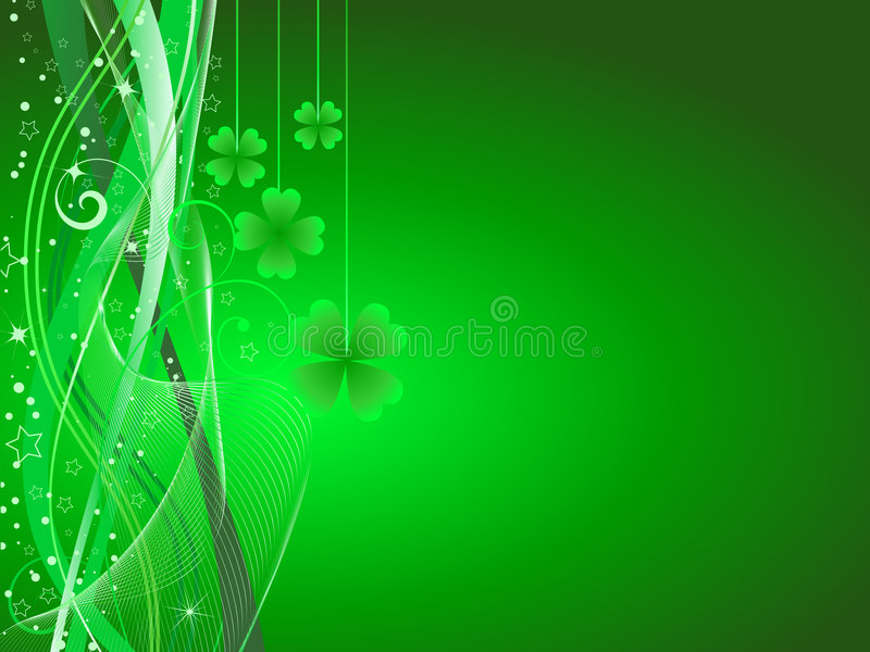 St patricks day background royalty free stock images