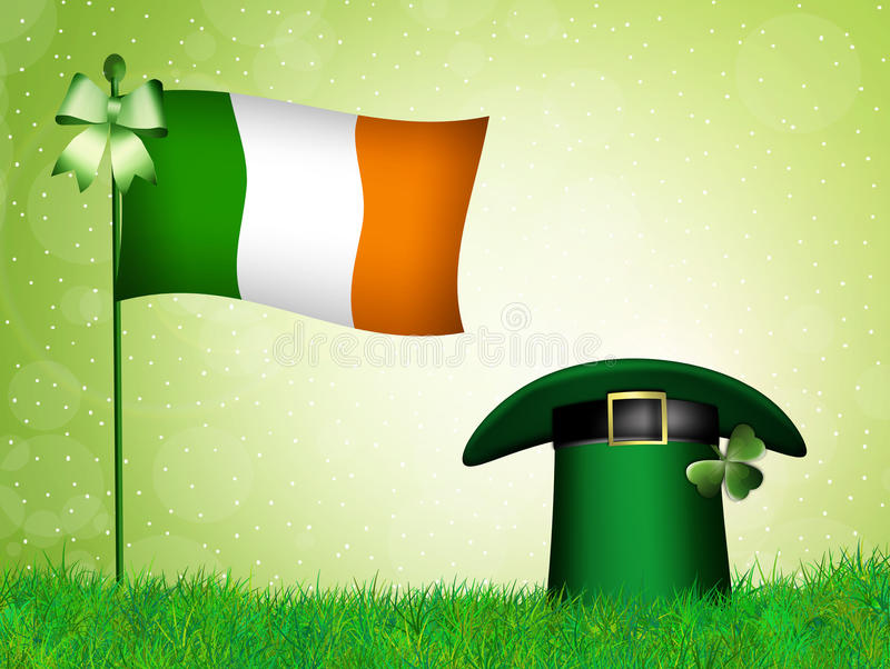 Download St Patricks Day stock illustration. Illustration of design - 32056146