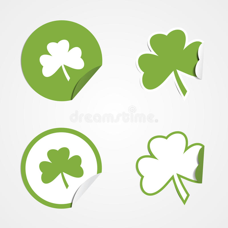 St Patricks Day Stickers