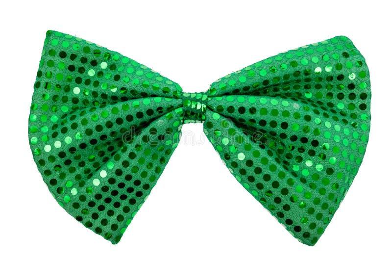 St. Patricks dnia łęku krawat obrazy stock