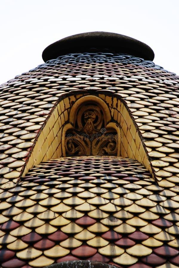 St. Pau do hospital fotografia de stock