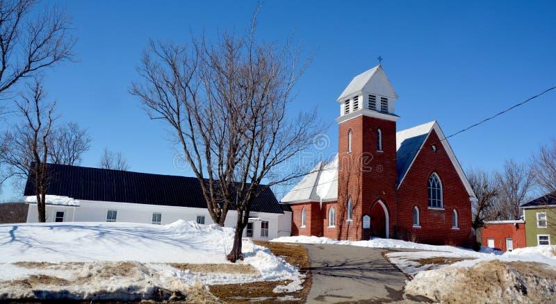 St Paul Anglican Church foto de stock