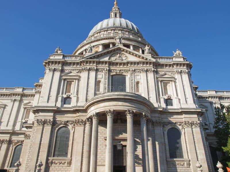 St Paul Cathedral, Londen royalty-vrije stock fotografie