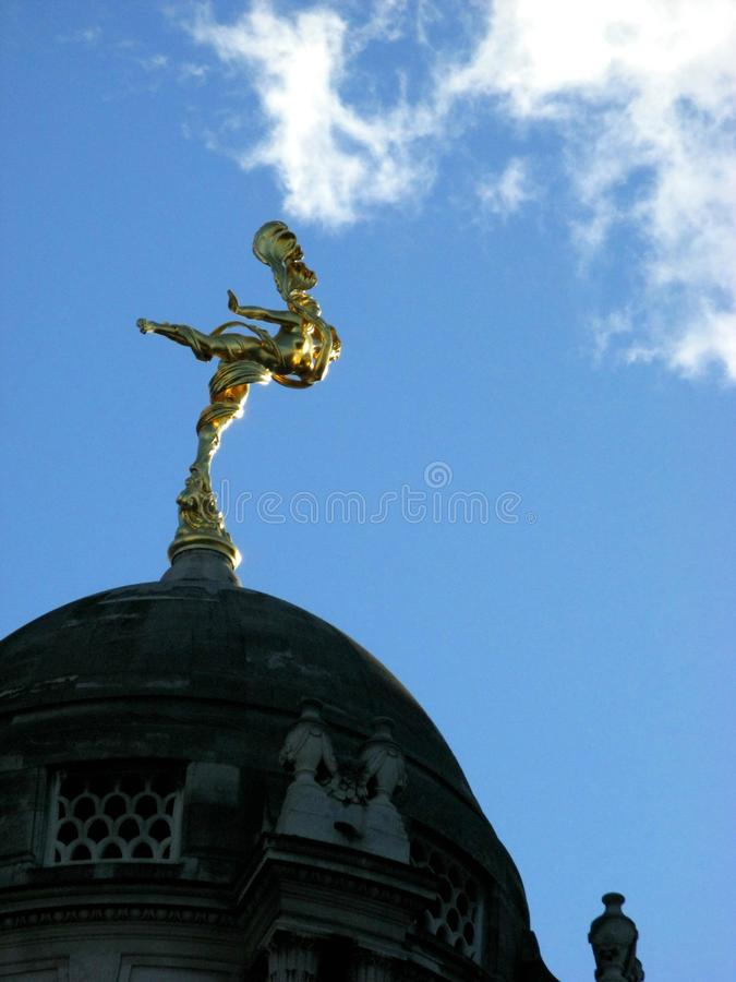 St Paul Cathedral stock afbeeldingen