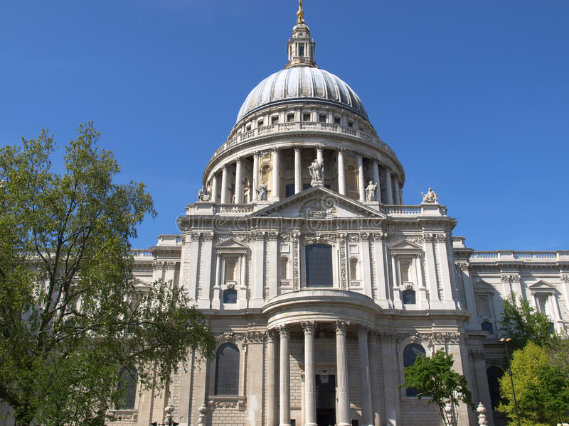 Download St Paul Cathedral, London stock photo. Image of church - 14307268