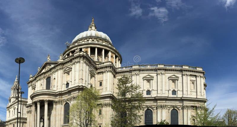 St Paul Cathedral, Londres, Reino Unido fotos de archivo libres de regalías