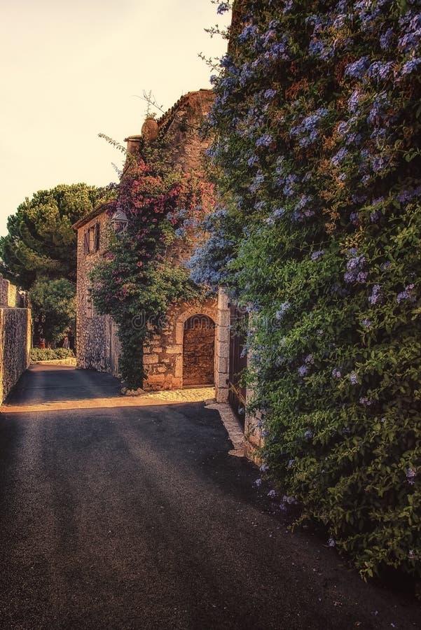 St Paul de Vence fotografia stock libera da diritti