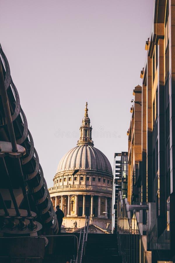 St Paul et x27 ; cathédrale de s image stock