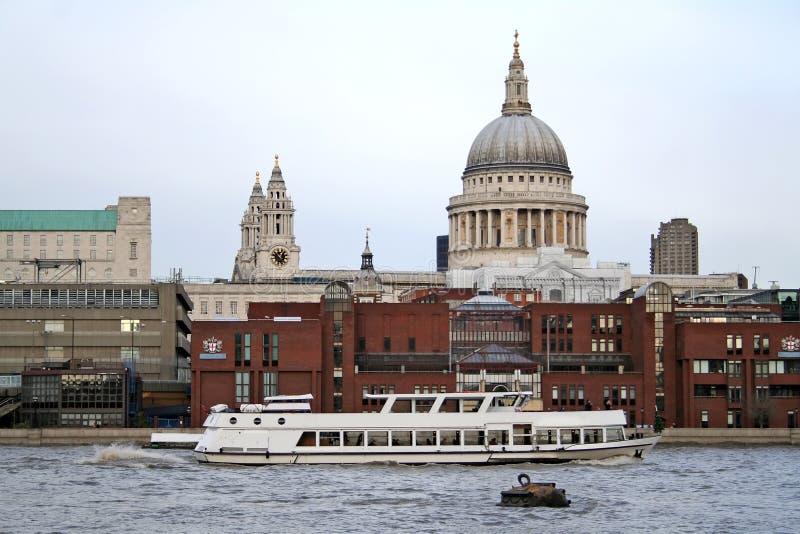 St Paul Londra immagini stock libere da diritti