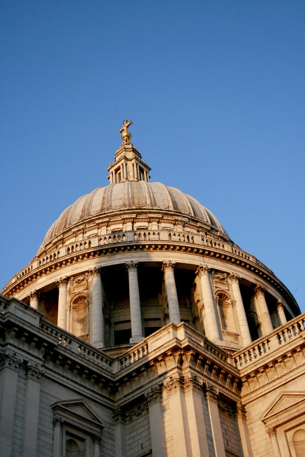 St Paul S Cathedral Royalty Free Stock Photos