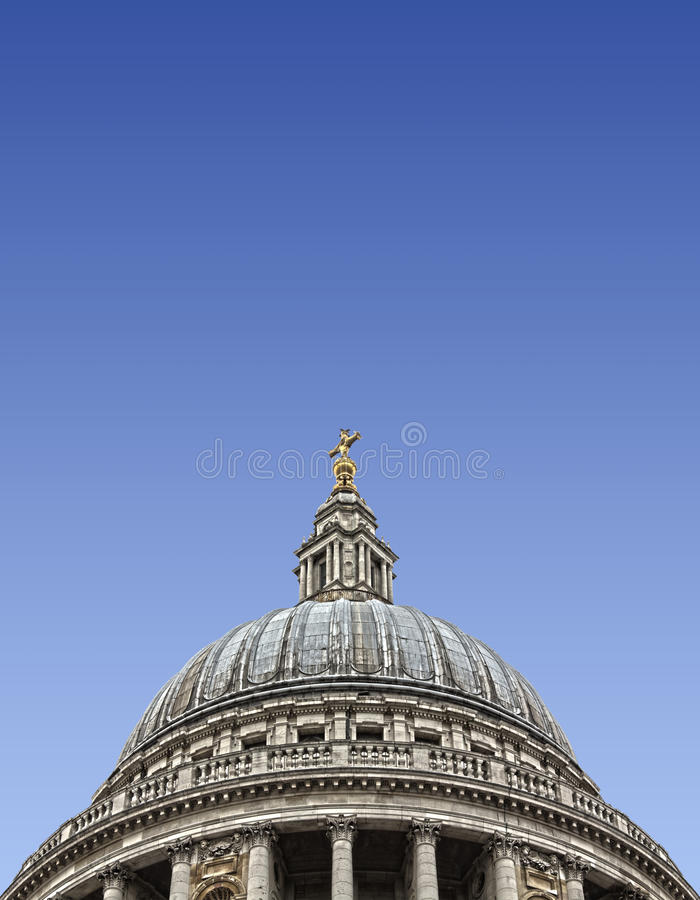 Download St Paul's Cathedral stock image. Image of exterior, architecture - 15502215