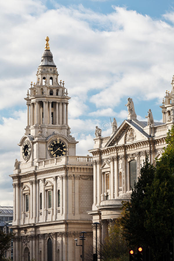 Download St.Paul's Cathedral stock photo. Image of baroque, kingdom - 22904516