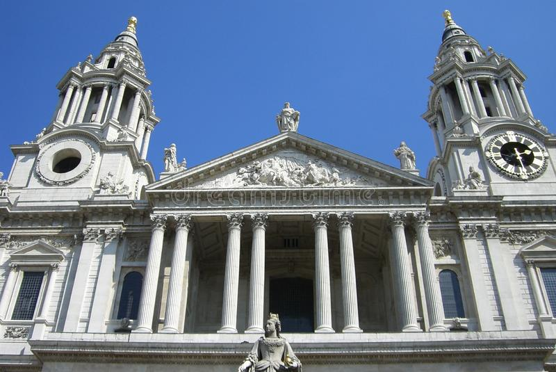 Download St. Paul's Cathedral stock image. Image of cathedral - 23484617