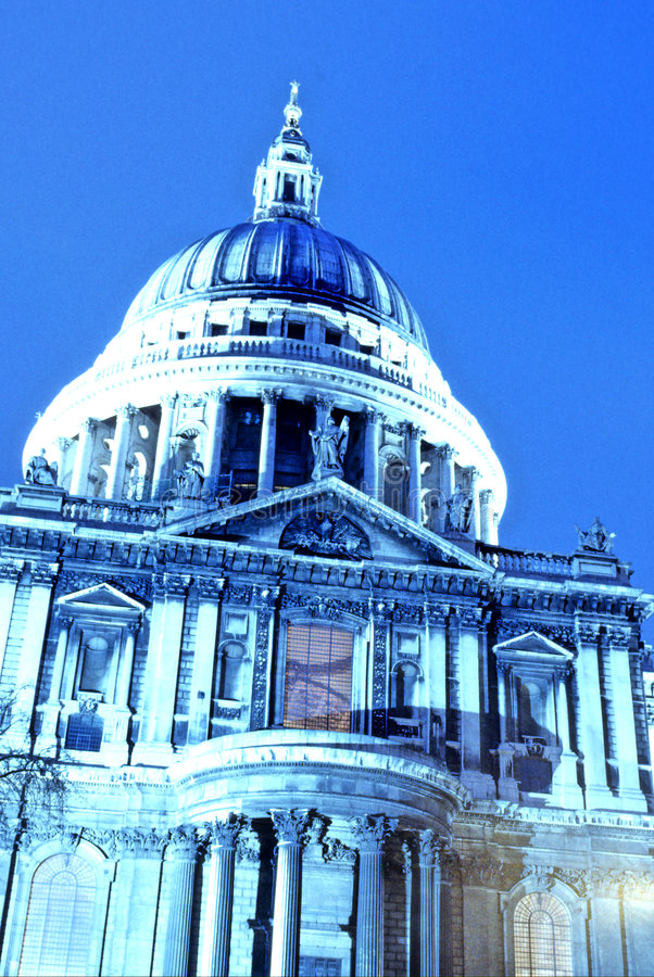 Download St. Paul's Cathedral- London Royalty Free Stock Photography - Image: 509797