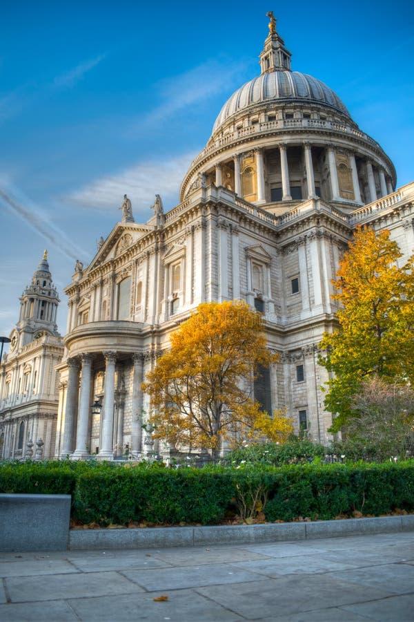 St Paul ` s Kathedraal royalty-vrije stock foto's