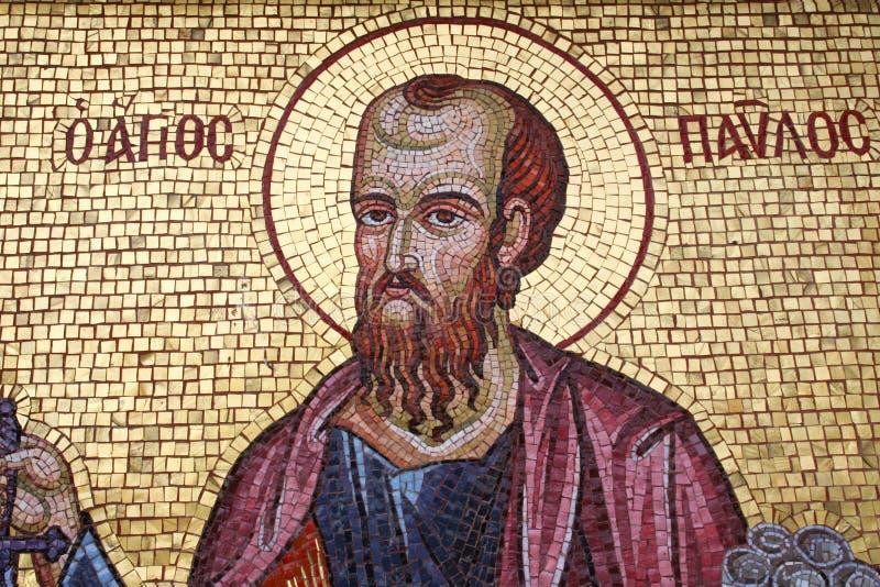 St Paul zabytek w Berea, Grecja Verea, Grecja obrazy stock