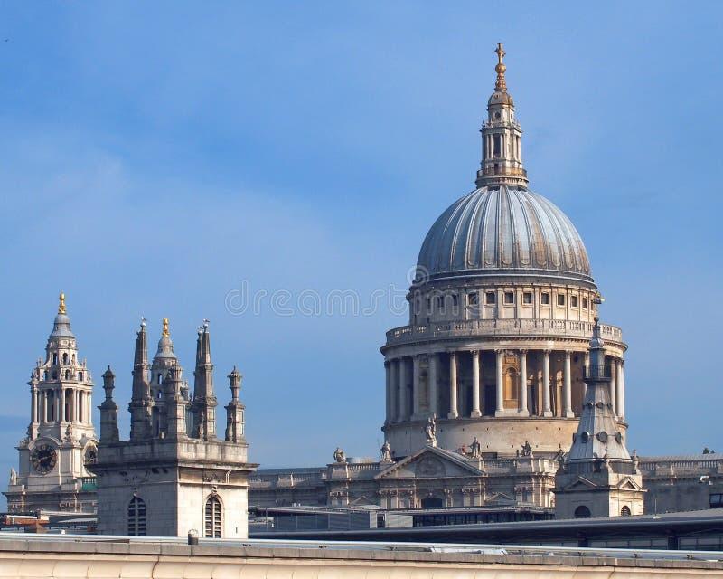 St Pauls imágenes de archivo libres de regalías