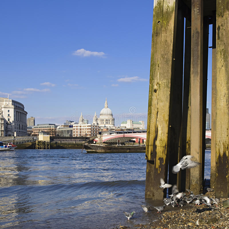 St Pauls Cathedral images stock