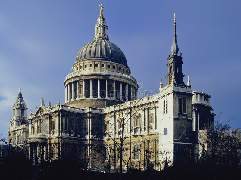 Download St pauls cathedral stock photo. Image of pauls, london - 4767280
