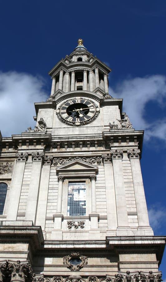 St. Pauls Cathedral, London England lizenzfreie stockbilder