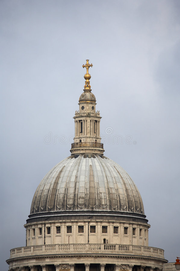 Free St Pauls Dome Royalty Free Stock Photos - 435648