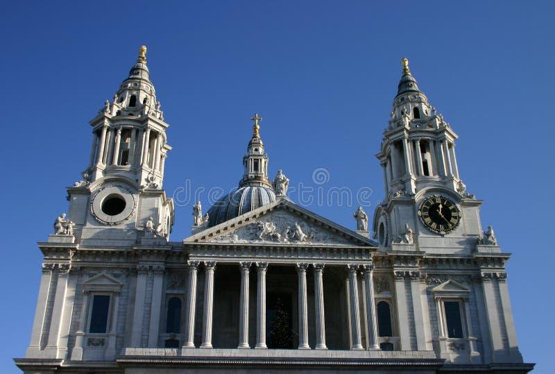 St Pauls Kathedraal royalty-vrije stock fotografie