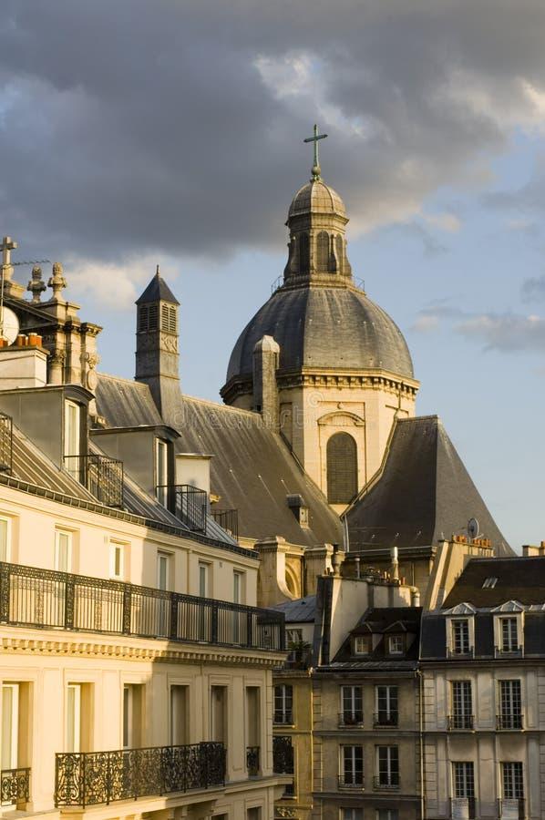 St. Pauls, Paris stock photography