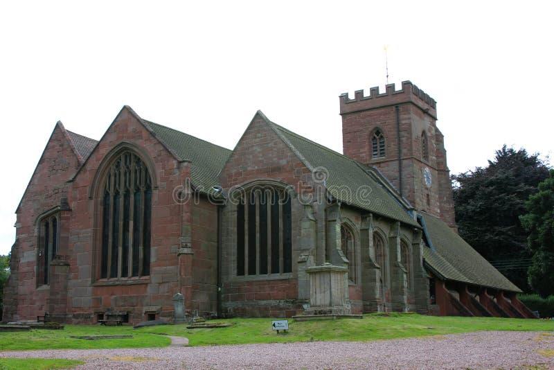 St Peter's, Kinver fotografie stock libere da diritti