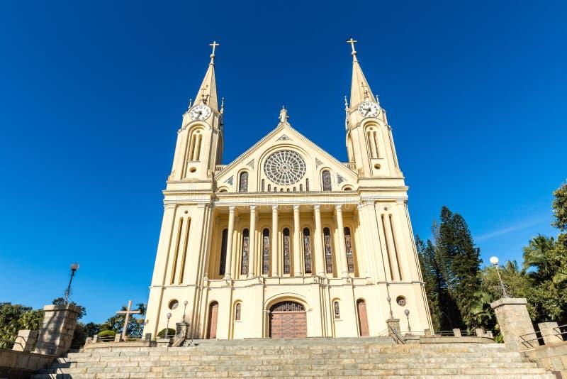 St Peter Catherdal Gaspar stad arkivfoton