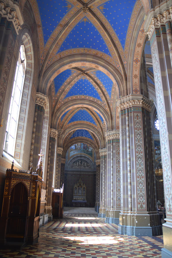 St Peter katedra w Ä  akovo obraz royalty free