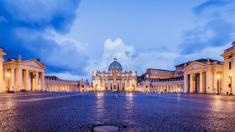 St Peter Rome fotos de stock royalty free